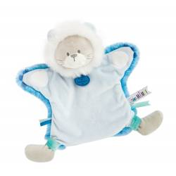 Doudou et Compagnie - Marionnette Lion - 25 cm