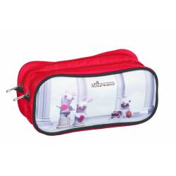 Lapins Crétins - Trousse Double Compartiment Format XXL Best Of