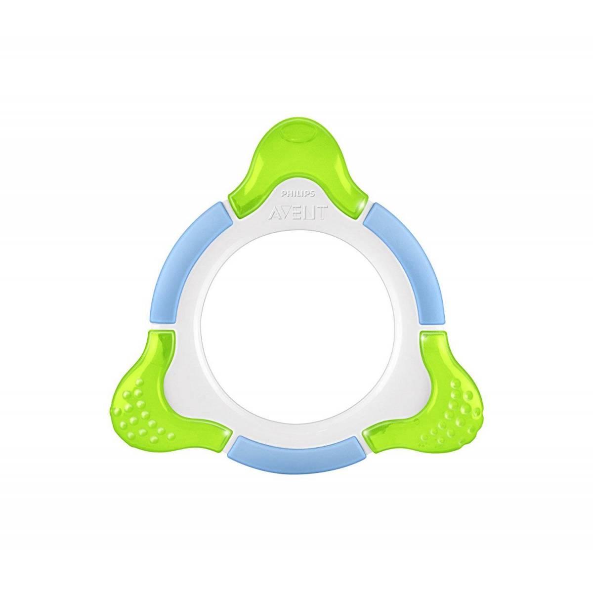 Philips Avent - Anneau de Dentition pour Dents du Milieu