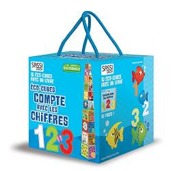SASSI - Eco-Cubes - Compte avec les Chiffres