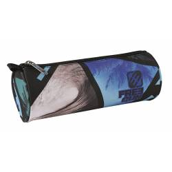 Freegun - Trousse Ronde Boy Beach - Noir