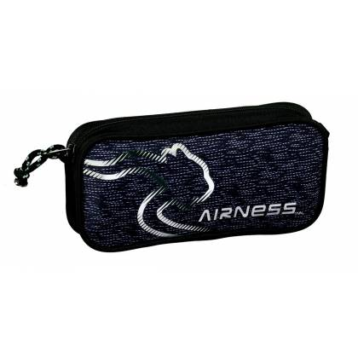 Airness - Trousse Rectangulaire Dryce - Gris Chiné