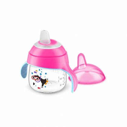 Philips AVENT Tasse à bec Rose 200ml