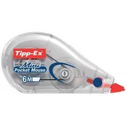 BIC - Correcteur Tipp-Ex Mini Pocket Mouse - 6 mètres