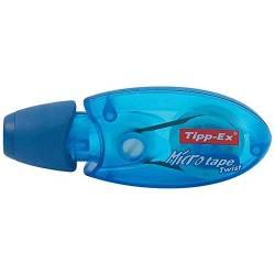 BIC - Correcteur Tipp-Ex Micro Tape Twist - 8 mètres