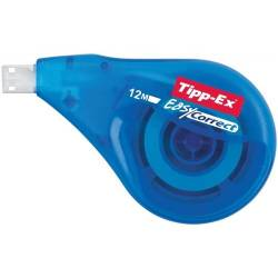 BIC - Correcteur Tipp-Ex Easy Correct - 12 Métres