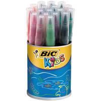 BIC KIDS - Pot de 18 Feutres de Coloriage Visaquarelle