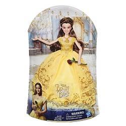La Belle et la Bête - Poupée Belle et sa Robe de Bal Enchantée