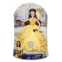 Disney -La Belle et la Bête - Poupée Belle et sa Robe de Bal Enchantée