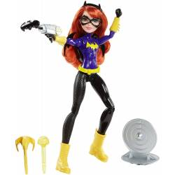 DC Super Hero Girls - Poupée Batgirl