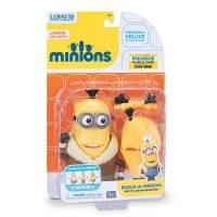 Les Minions - Figurine 15 cm - Artic Kevin Banana