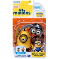 Les Minions - Figurine 15 cm - Pirate Cro-Minion