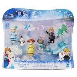 La Reine des Neiges - Figurines Pack Enfants Mini-Poupées