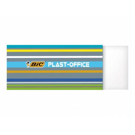 BIC - Gomme Plast Office
