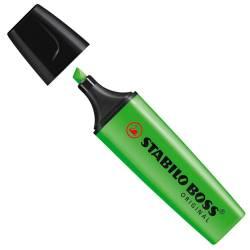 STABILO BOSS ORIGINAL - Markeerstift - Groen