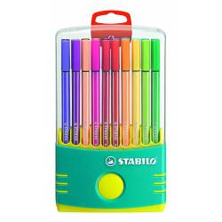 STABILO PEN 68 - Etui de 20 Feutres Color Parade