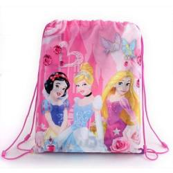Princesses Disney - Sac Piscine - Rose