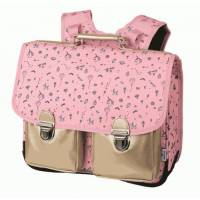 Oberthur - Cartable 38 cm by Oberthur Girl - Rose Imprimé