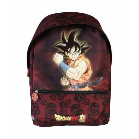 Dragon Ball - Sac à Dos Borne Goku Noir - 42 cm