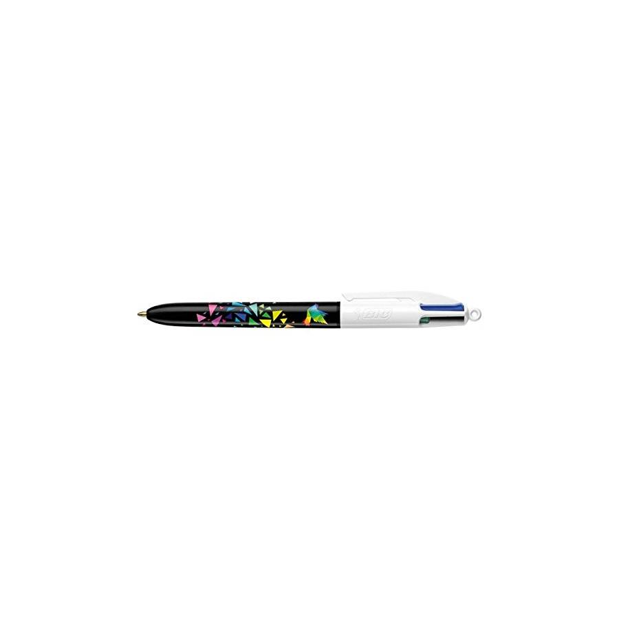 BIC - Stylo 4 Couleurs Design 4 You