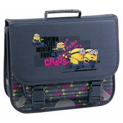 Les Minions - Cartable Chaos - 38 cm