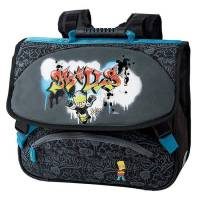 Cartable Bart Simpsons Grafiti 38 cm 2 compartiments
