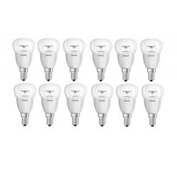 12 x Ampoules LED Osram LED Star Classic P40 5.8 W-470lumen 40 W E14