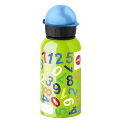 Emsa - Gourde Kids Nombre - 0.4 L