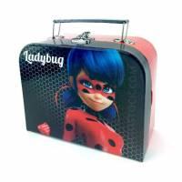 Ladybug - Boîte à Bijoux Malette - 19 x 10 x 9 cm