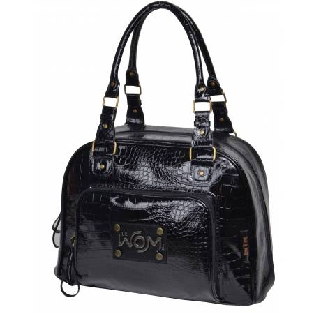 Sac à langer Baby On Board Mon Croco Wom Bag Noir