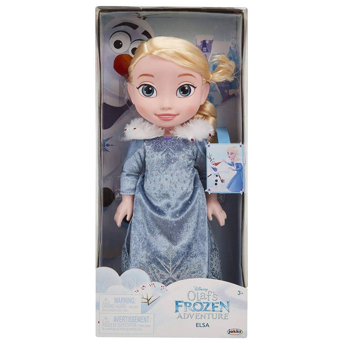Cm D'hiver Reine De La Elsa 38 Neiges Manteau Poupée RAc35qjL4