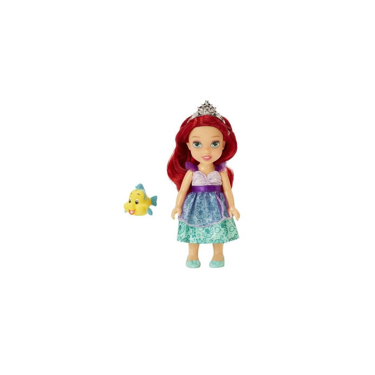Petite Poupée Ariel Princesse Disney - 15 cm