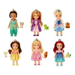 Petite Poupée Princess Ariel Disney - 15 cm
