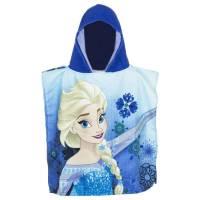 Reine des Neiges - Poncho de Bain Elsa