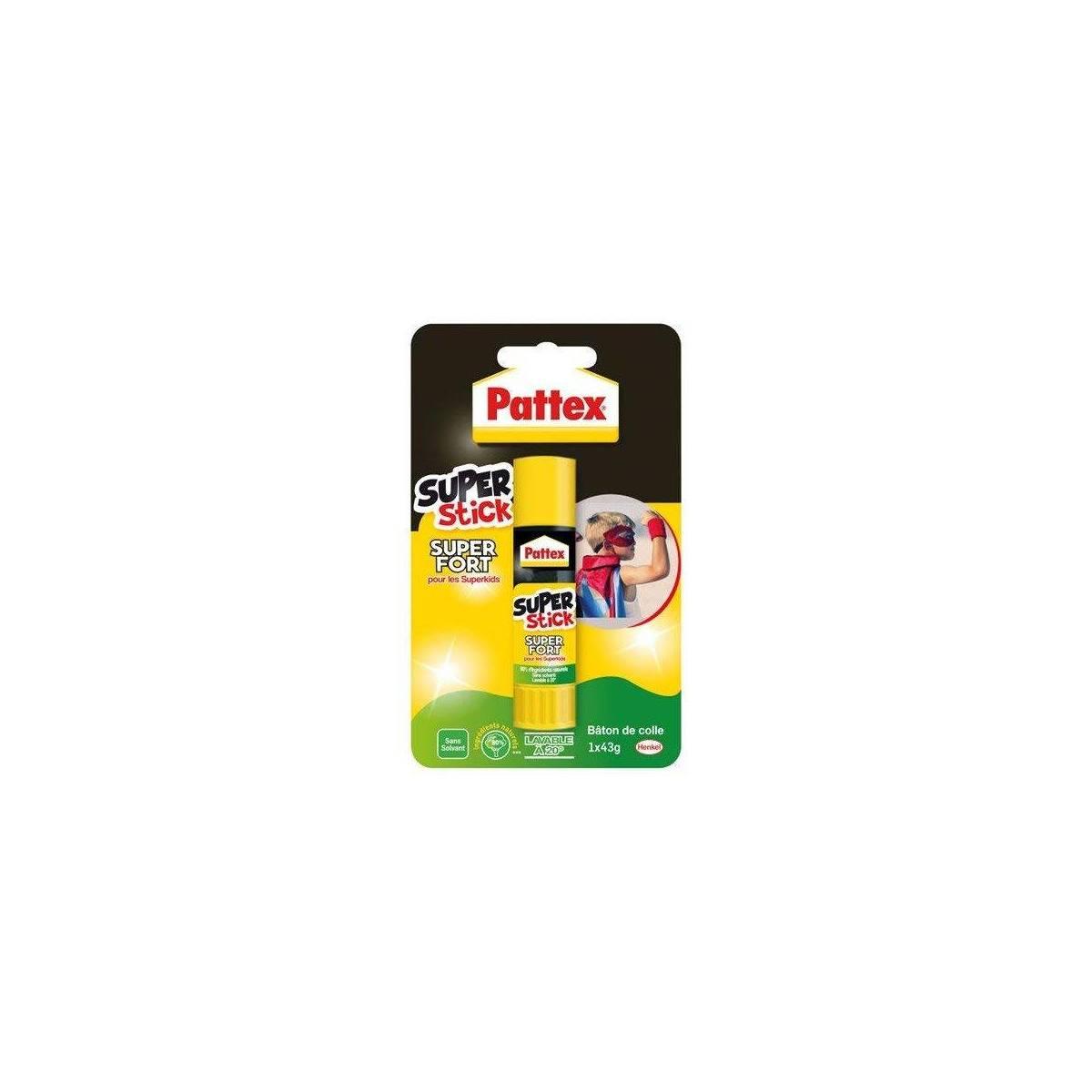 Pattex - Super Stick de Colle 43gr