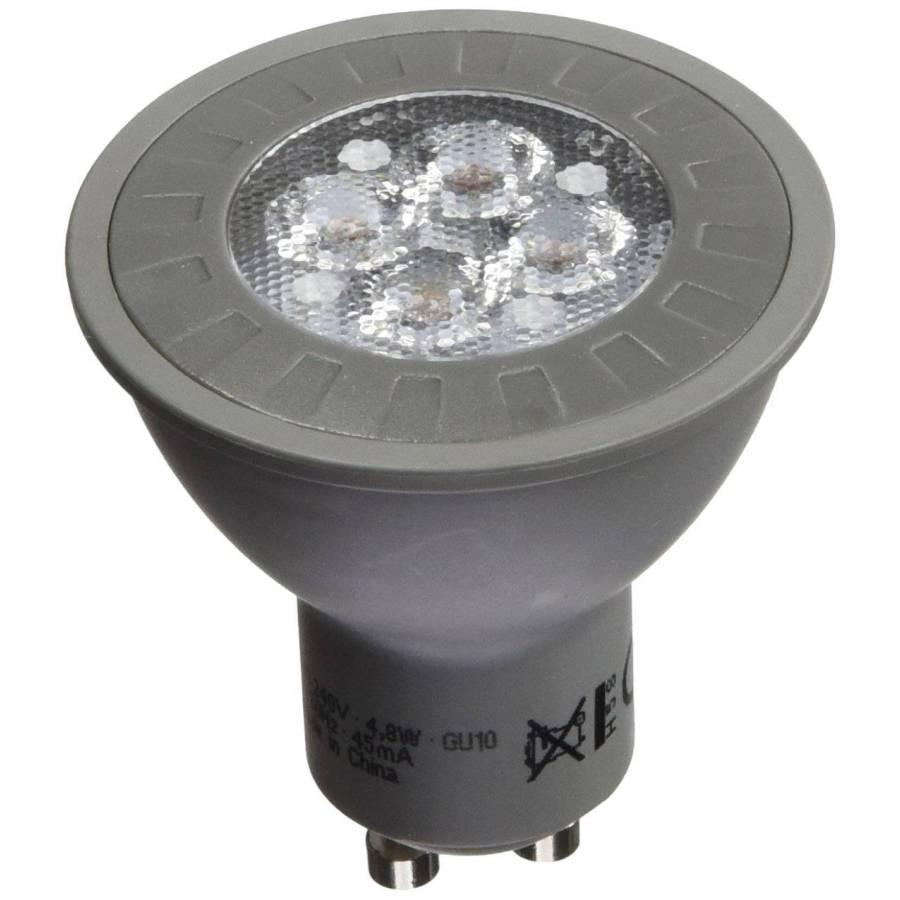 De 50 Équivalente 270 Paris Blanc Réflecteur 5w Star Puissance Une À WattSpot Gu10 Par16 Ampoule Chaud Led Osram FK1JTlc