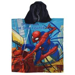 Spider-Man - Poncho de Bain