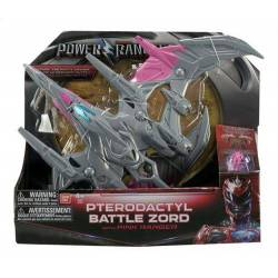 Power Rangers - Zord Légendaire Ptérodactyle avec Ranger Rose