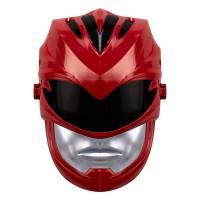 Power Ranger - Masque avec Effet Sonore Ranger Rouge