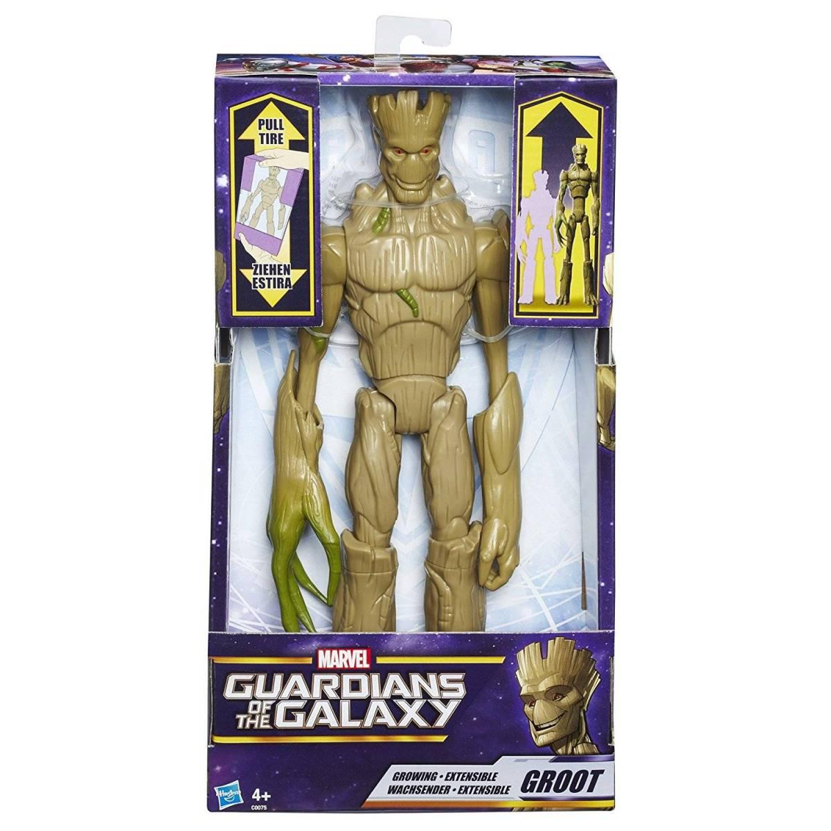 Les Gardiens de la Galaxy - Figurine Groot Extensible