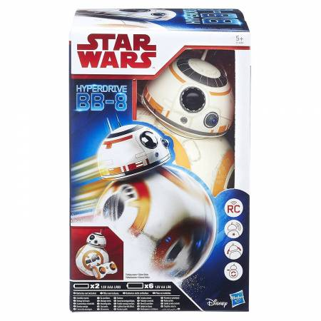 Star Wars - BB-8 Hyperdrive Radiocommandé