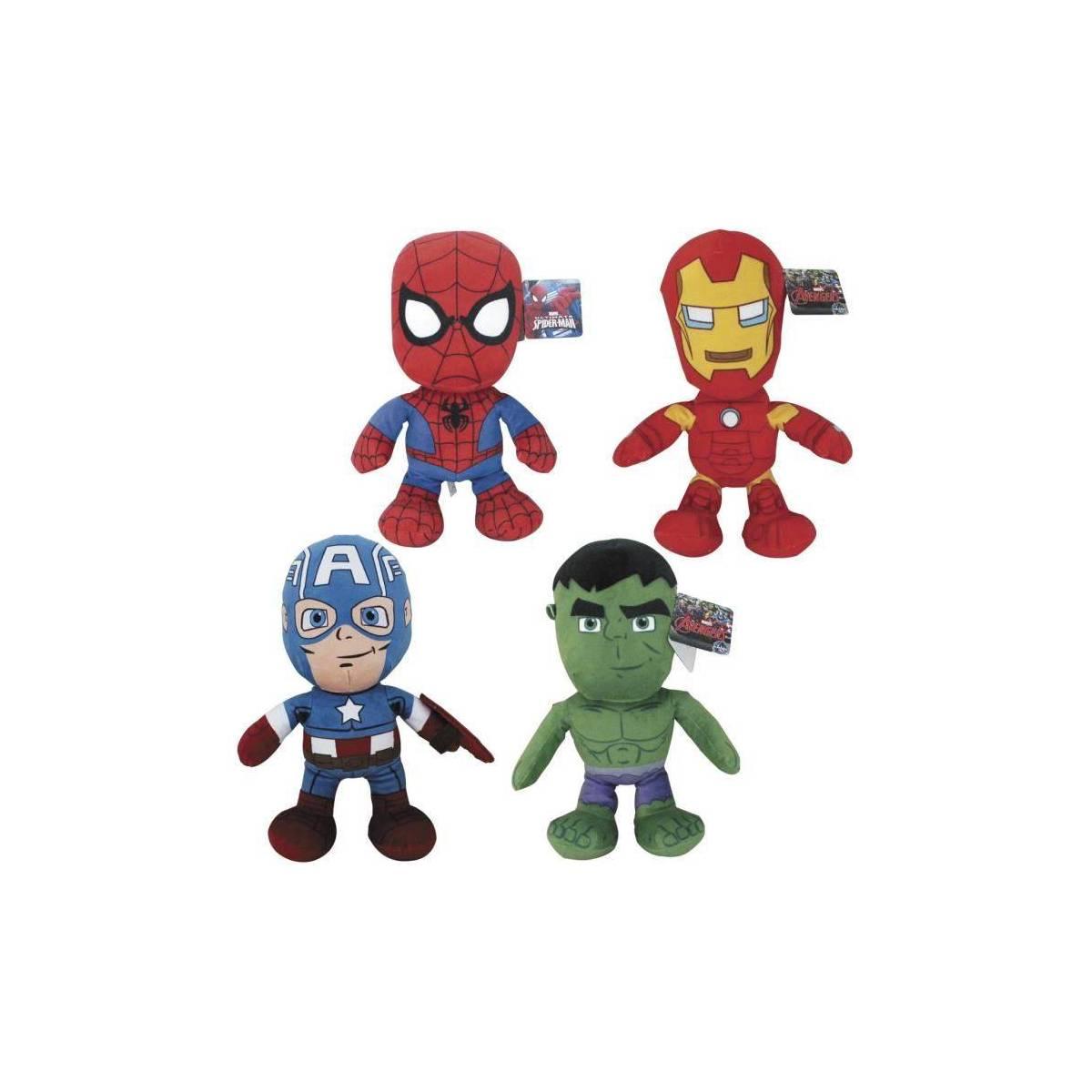 Peluche Marvel Avengers 30 cm Bandai