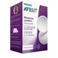 Philips Avent - 24 Coussinets d'Allaitement Jetable