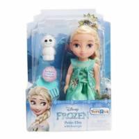 Reine des Neiges -Poupée Elsa avec Olaf - 15 cm