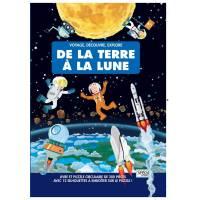 SASSI - De la Terre à la Lune - Livre et Puzzle