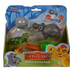 Simba Set de Figures La Garde du Roi Lion