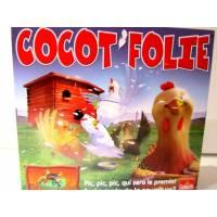 Jeu de société Cocot'Folie Goliath