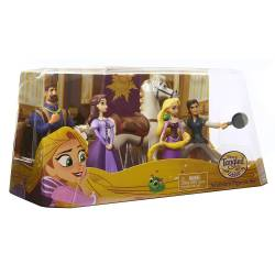 Disney Raiponce Set 5 Figurines De Collection