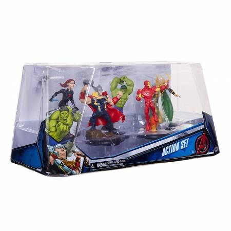 Marvel Avengers Set de Figurines