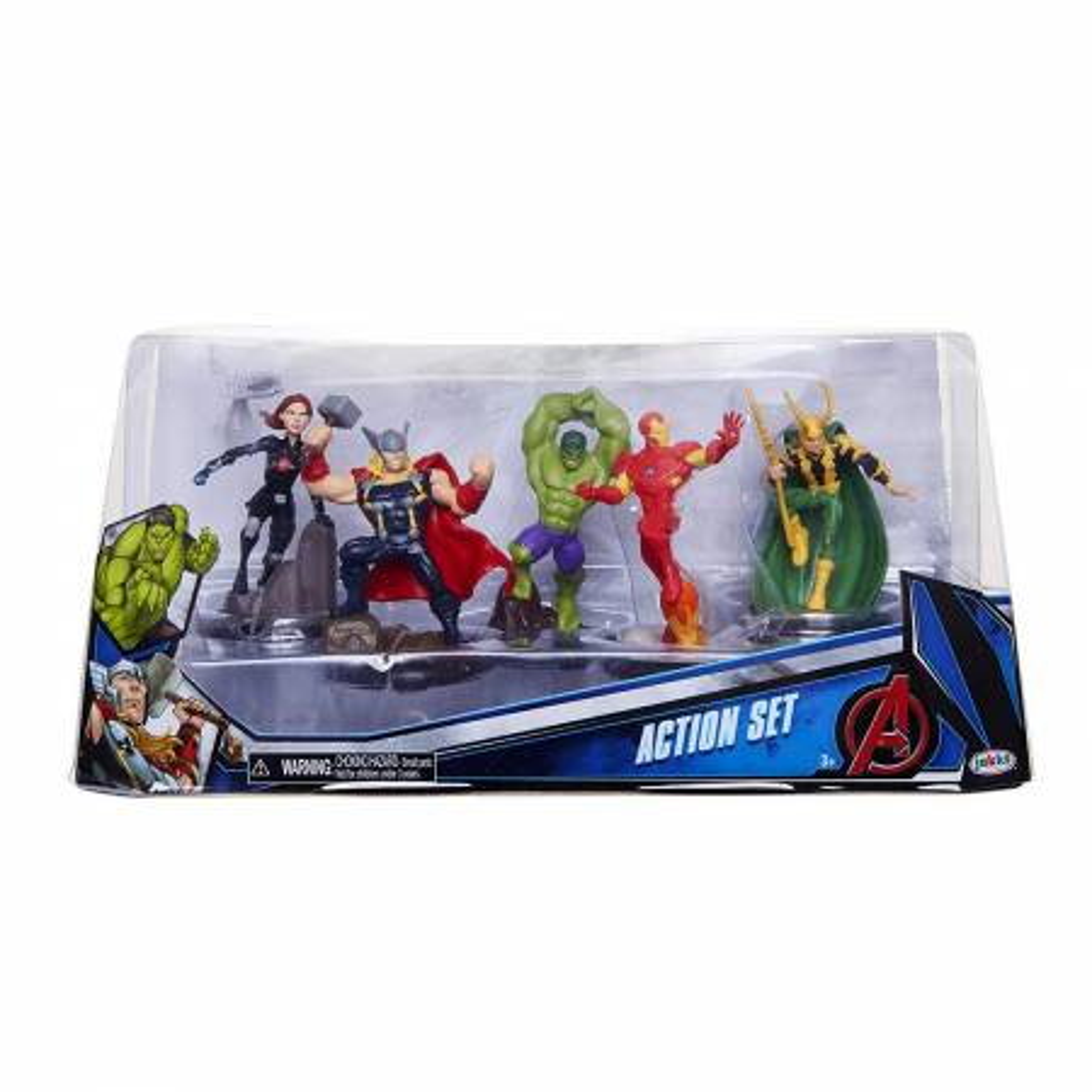 Marvel Avengers Set de Figurines